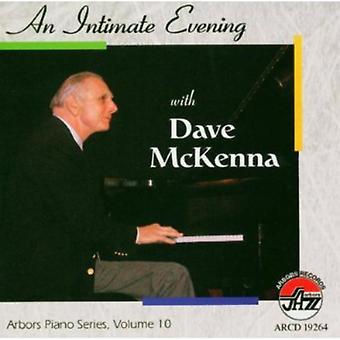 Dave McKenna - intim aften med Dave McKenna [CD] USA import