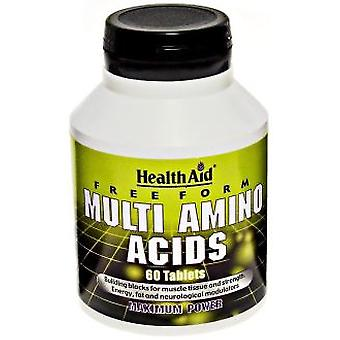 Health Aid Amino Complex 60COMP. Health Aid (Sport , Muscle mass , Amino acids)