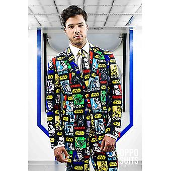 Star Wars strong force starwars Opposuit slimline Premium 3-piece EU SIZES