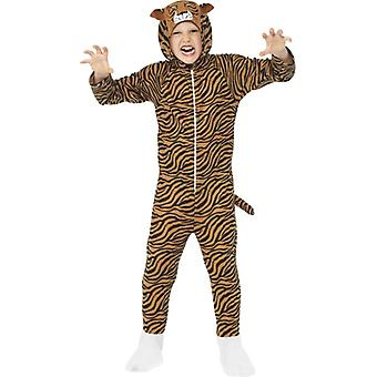 Tiger Kinder Kostüm