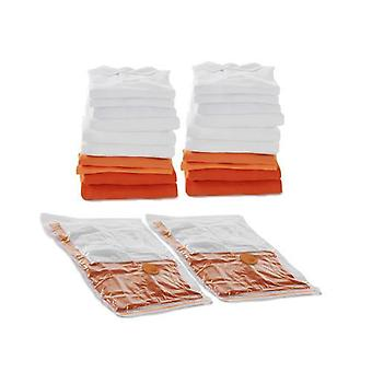 Neatfreak Large Vacuum Flat Bags - Set of 2 (Clear)