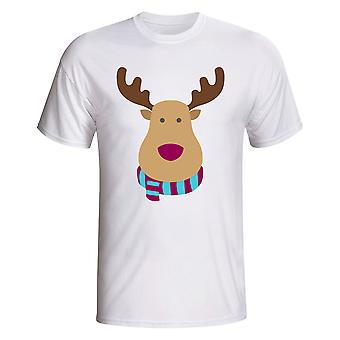 West Ham Rudolph Supporters T-shirt (white)