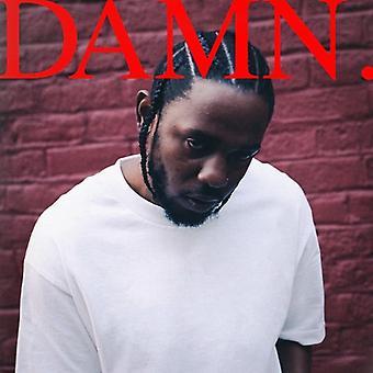 Kendrick Lamar - Damn (Wm) [CD] USA import