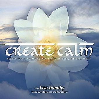 Lisa Danahy - Create Calm [CD] USA import