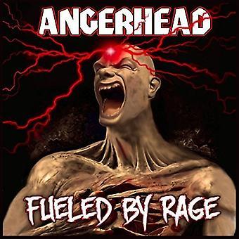 Angerhead - næret af vrede [CD] USA import