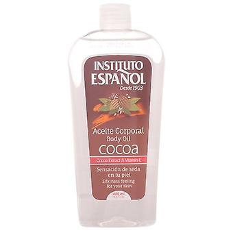 Instituto Español Cocoa Body Oil 400 ml