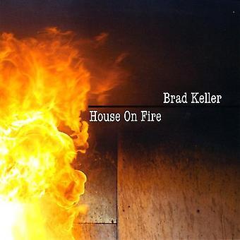 Brad Keller - Haus auf Feuer [CD] USA import