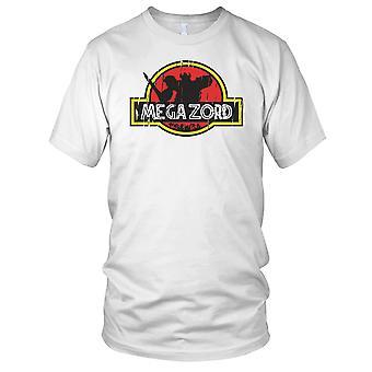 Megazord Power Rangers Jura stil Kids T skjorte
