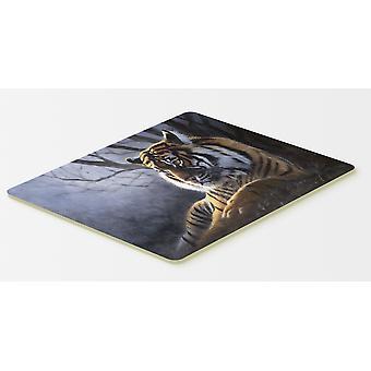Bengal Tiger by Daphne Baxter Kitchen or Bath Mat 20x30