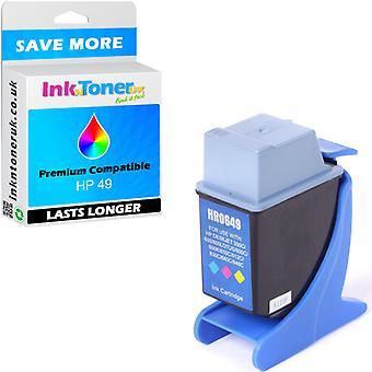 Aufgearbeitete 49 51649AE Farbpatrone für HP Deskjet 640c