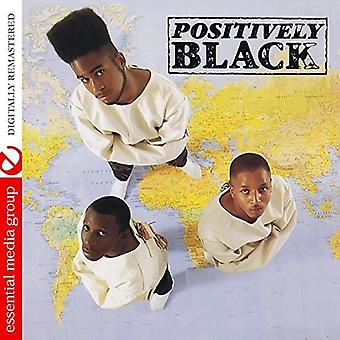 Positivt svart - positivt svart [CD] USA import