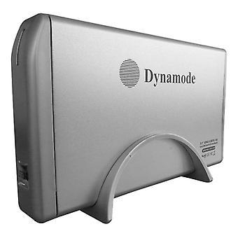 DYNAMODE USB 2.0 3,5-tommers SATA / IDE slanke sig-kø opbevaring Disk HDD Indelukke USB-HD3.5SI-1-A