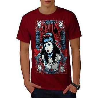 Lolita Sexy Dead Men RedT-Hemd   Wellcoda