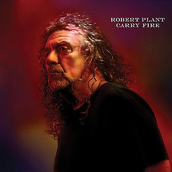 Plant*Robert - Carry Fire [Vinyl] USA import