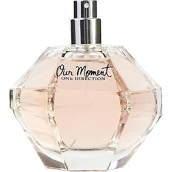 One Direction Our Moment By One Direction Eau De Parfum Spray 3.4 Oz *Tester