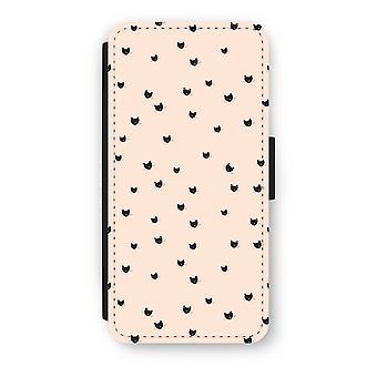 iPhone 7 Flip Case - kleine Katzen