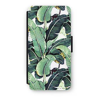 iPhone 7 Plus caja de tapa - plátano hojas
