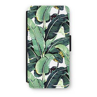 iPhone 7 Plus Flip Case - Banana leaves