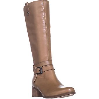 naturalizer Dev Riding Boots, Oatmeal, 6.5 UK