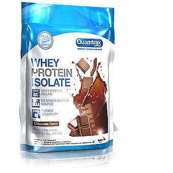 Quamtrax Nutrition Direct Whey Isolate Chocolate Late 2 Kg