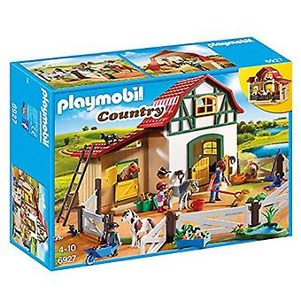 PLAYMOBIL ferme poney 6927