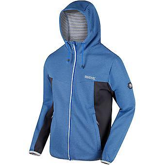 Regatta Mens Tarnis Zip Up Hooded Casual Fleece Hoodie Jacket