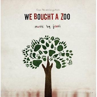 We Bought A Zoo (Original Motion Picture Soundtrack) by Jónsi