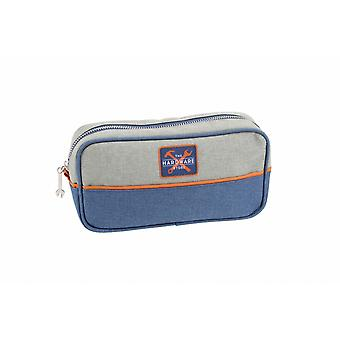 CGB Giftware The Hardware Store Navy Wash Bag