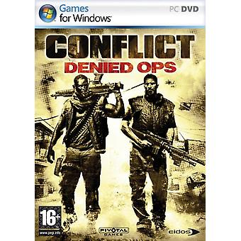 Conflict Denied Ops (PC DVD)
