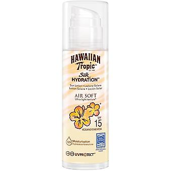 Hawaiian Tropic Lotion 150 ml Extra Light seta idratazione delle