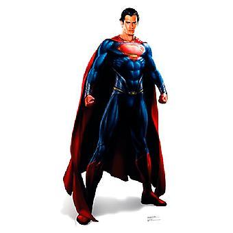 Sagoma di cartone di Superman