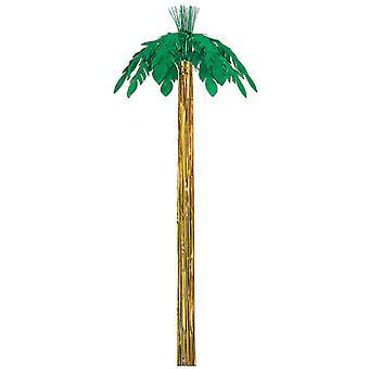 Metálico 8' Palm árbol decoración colgante
