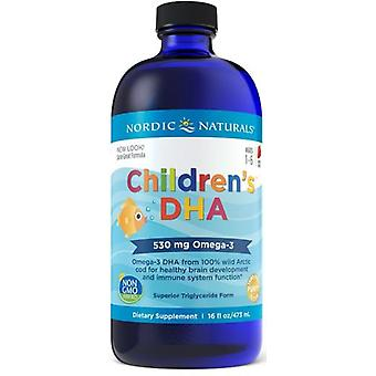 Nordic Naturals Dha for children 530 mg 473 ml