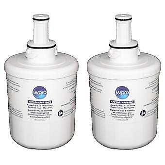 2 X Samsung RS21 Wpro Fridge Internal Water Filter