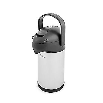 Thermos 2.5L S/Steel Vacuum Insulated Pump Pot