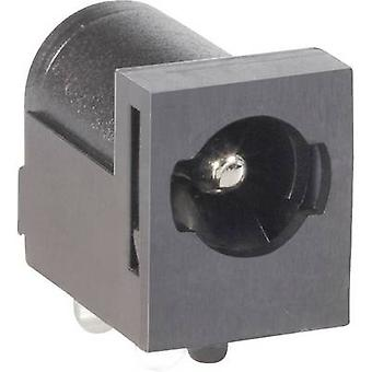 BKL Electronic 072824 Low power connector Socket, horizontal mount 5.85 mm 2.5 mm 1 pc(s)