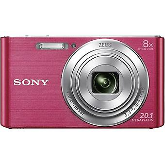 Digital camera Sony Cyber-Shot DSC-W830P 20.1 MPix Optical zoom: 8 x Pink