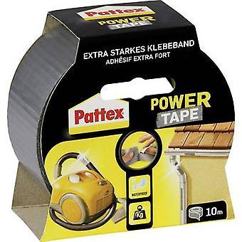 Cloth tape Pattex Power Tape Silver (L x W) 10 m x 50 mm Pattex