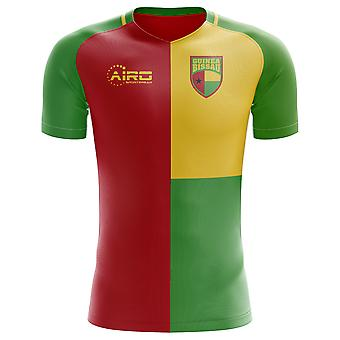2018-2019 Guinea Bissau Home Concept Football Shirt