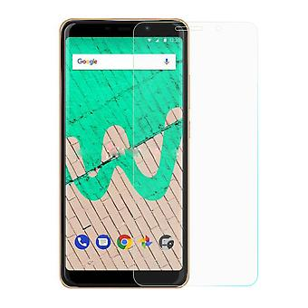WIKO view go screen protector 9 H laminated glass tank protection glass tempered glass