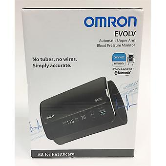 Omron Evolv All-In-One, Wireless, Upper Arm Blood Pressure Monitor - Black