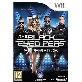 Black Eyed Peas Experience Nintendo Wii Game