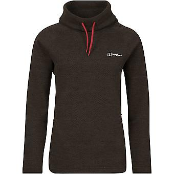 Berghaus Women's Canvey FL Half-Zip - Black/Carbon