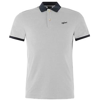 Jack and Jones Mens Originals Mills Polo Shirt Slim Fit Tee Top Short Sleeve