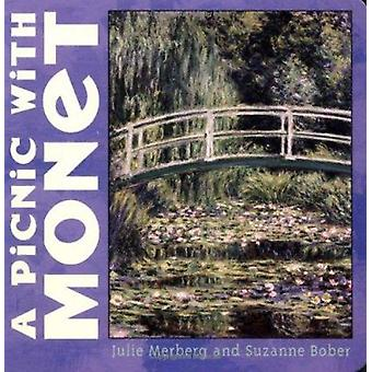 A Picnic with Monet by Julie Merberg - Suzanne Bober - 9780811840460