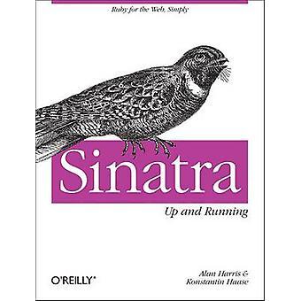 Sinatra - Up e correr por Alan Harris - Konstantin Haase - 978144930