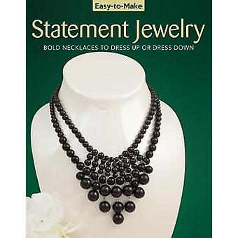 Easy To Make Statement Jewelry - 9781497203136 Book