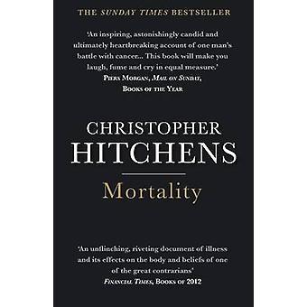 Mortalidade (principal) por Christopher Hitchens - livro 9781848879232