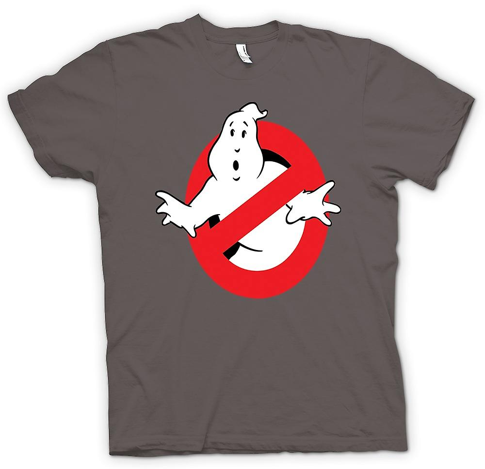 Womens T-shirt - Ghostbusters Logo