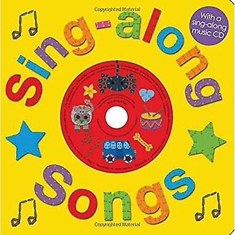 Sing-Along Songs [With CD